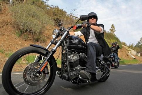 Harley-Davidson thu hoi khan cap 4.500 xe vi loi dong co