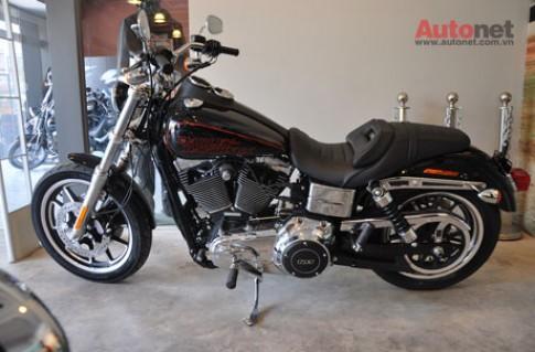 Harley-Davidson Viet Nam tung ra ba mau xe moi nhat nam 2014
