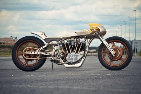 "Harley Davidson với bản độ ""PainTTless"""