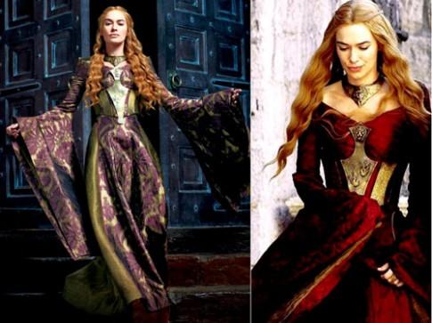 Hau truong thoi trang thu vi trong 'Game Of Thrones'