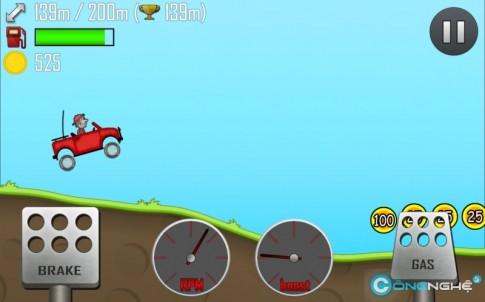 Hill Climb Racing - Game giet thoi gian nho nho cho Windows 8.1