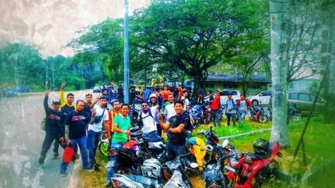 Hình ảnh những chú lính chì Raider đi offline bên Malaysia