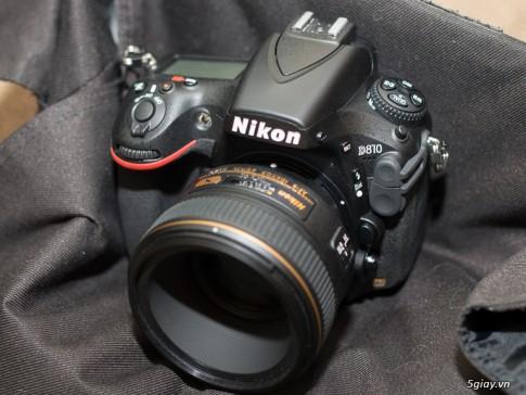 Hinh nhu nam nay la nam han cua Nikon thi phai, D810 vua ra mat lai bi loi ky thuat
