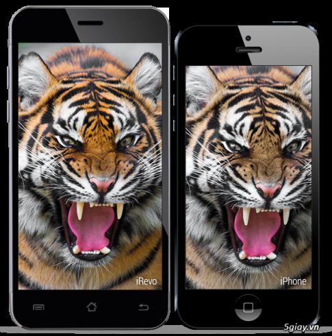 HKPhone iRevo nâng cấp pin lên 3000 mAh