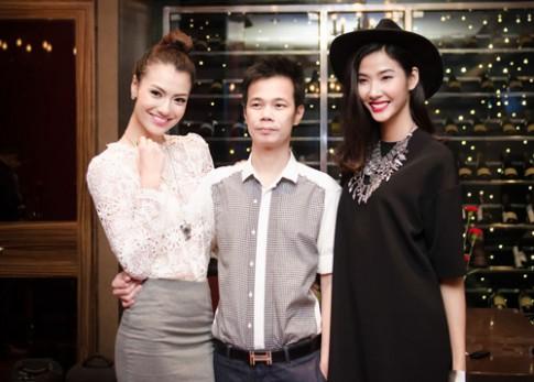 Hoang Hai se dau gia vay Couture giup tre benh tim