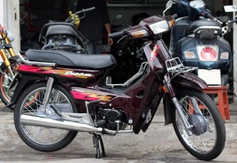 Hồi sinh Dream lùn ở Sài Gòn