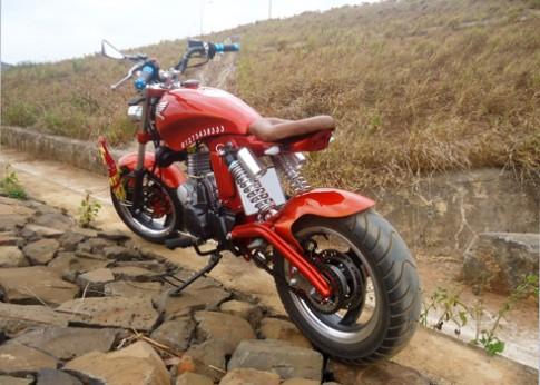 Honda 67 cá tính tại Việt Nam