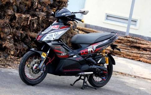 Honda AirBlade den do xai do hieu tai Binh Duong
