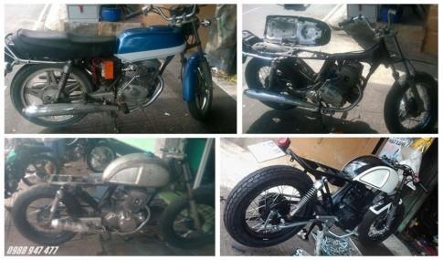Honda CB 125 dọ cafe racer: Ngon, bỏ, rẻ