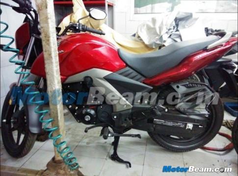 Honda CB Unicorn 160: Rò rỉ Nakebike 160 phân khối mới của Honda