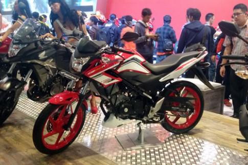 Honda CB150R Streetfire được ra mắt với giá khoản 42 triệu đồng