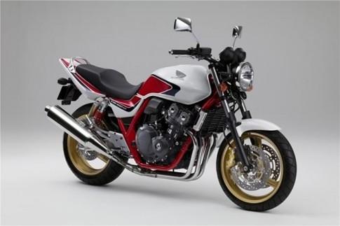 Honda CB400 Superfour: Nakedbike danh cho nguoi tap choi