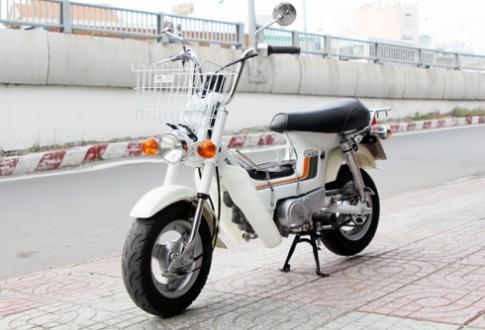 Honda Chaly 50 Mot ky vat dang nho tai Sai Gon