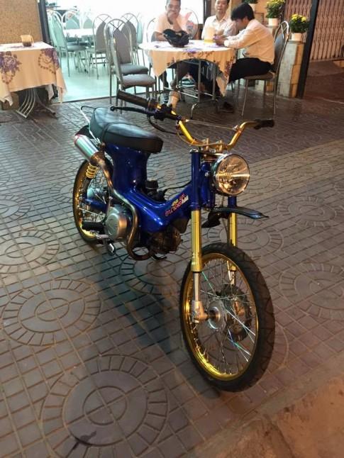 Honda Chaly kiểng full option