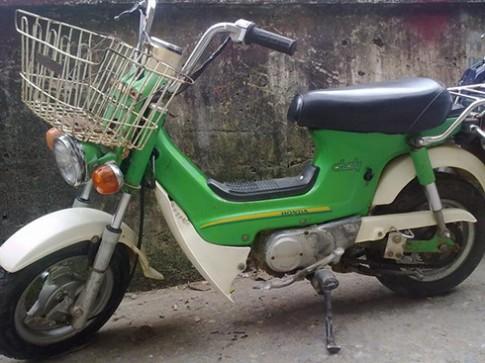 Honda Chaly: Một huyền thoại