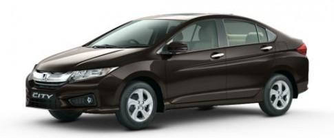 Honda City vào top 10 xe bán chạy nhất tại Ấn Độ