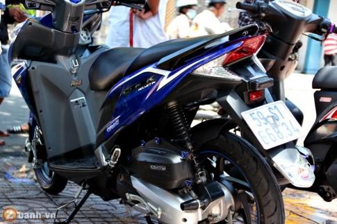 Honda Click do tinh cam