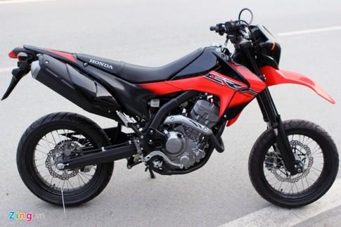 Honda CRF250M: Xe cào cào giá 200 triệu tại Hà Nội