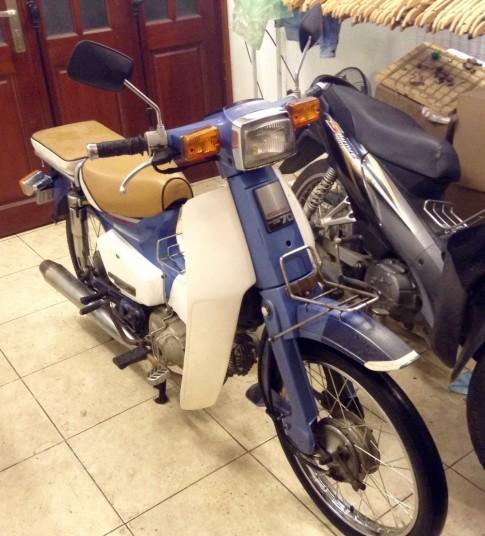 Honda Cub 82 70cc Nhat xin