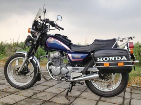 Honda Custom LA250 độ phun xăng điện tử
