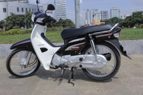 Honda Dream 110 âm thầm khai tử tại VN