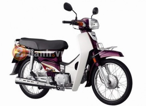 "Honda Dream 125 "" Huyền thoại trở về """