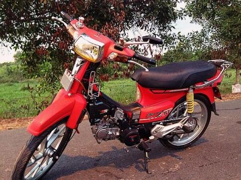 Honda Dream chất nhất mà mình từng thấy.