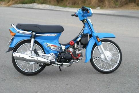 Honda Dream huyen thoai va cac loai mam
