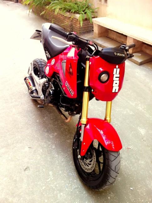Honda MSX che mu 1 mat