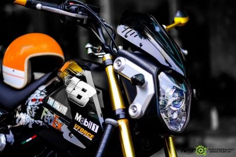 Honda MSX một phong cách mới, mảng màu mới