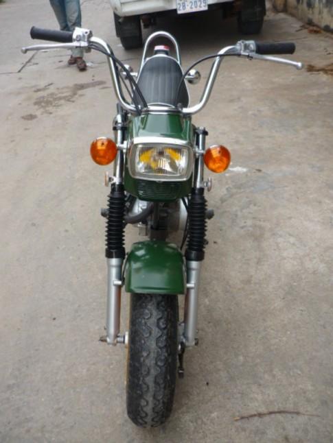 Honda Nauty DAX - may dung, con tay,50cc