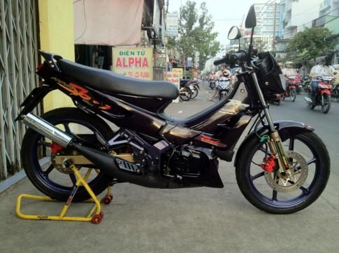 "Honda Nova Sp-1 ""leng keng"" cua 1 Biker Sai Gon"