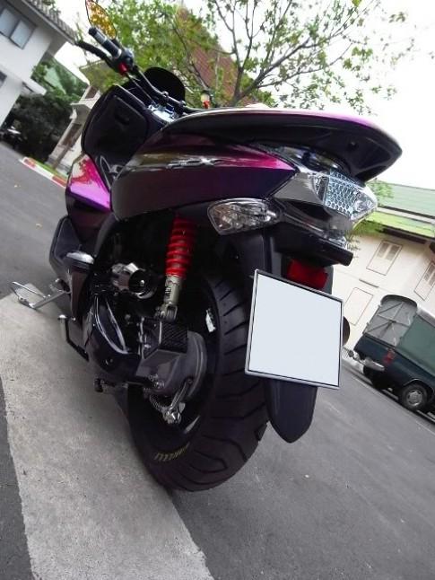 Honda PCX Thailand độ cực chất với dàn đồ chơi dữ !