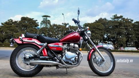 Honda Rebel 250 huyền thoại sống tại Việt Nam