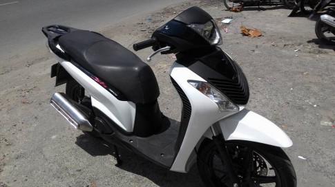 Honda Sh 125i VN,màu trắng,xe đẹp leng keng, bstp, chính chủ