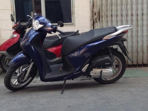Honda Sh 150i Viet Nam, Mau moi dk 12/2013