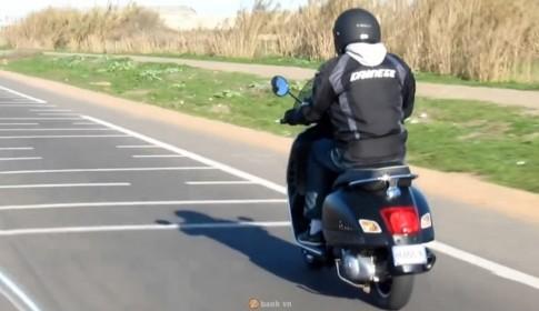 Honda sh 300i vs Vespa 300 super sport
