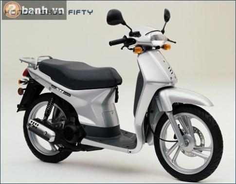 Honda SH 50cc don gian la 2 thi