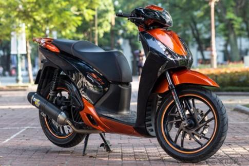 Honda SH cam Kawa cuc dep