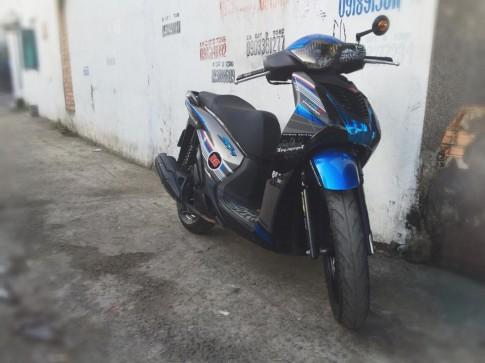 Honda SH độ phiên bản Ready to Race của một biker Sài Gòn