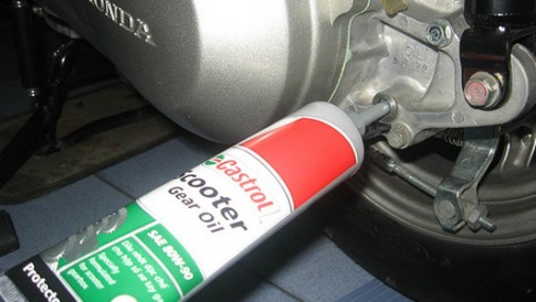 Honda SH - kinh nghiem cham xe