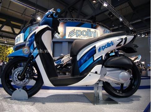 Honda SH125i SH150i Polini Factory Race Styles