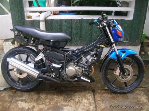Honda Sonic 125 ben Thai, tuoi ko can tuoi