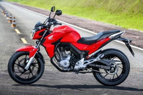 Honda trình làng naked bike 250 phân khối mới