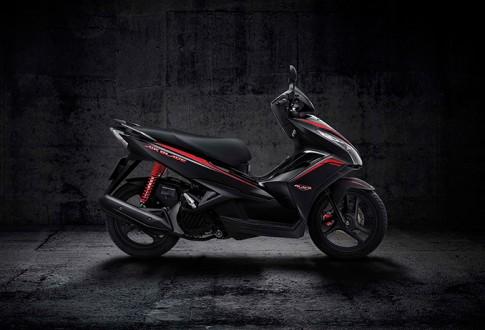 Honda Việt Nam vừa ra mắt Air Blade 2015 cùng khuyến mãi khủng