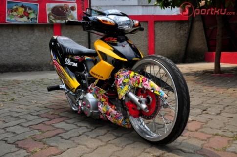 Honda wave bien thai ben thai