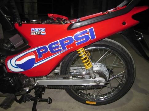 Honda Wave của đội đua Pepsi Racing Team