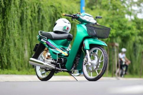 Honda Wave - viên ngọc bích đầy giá trị