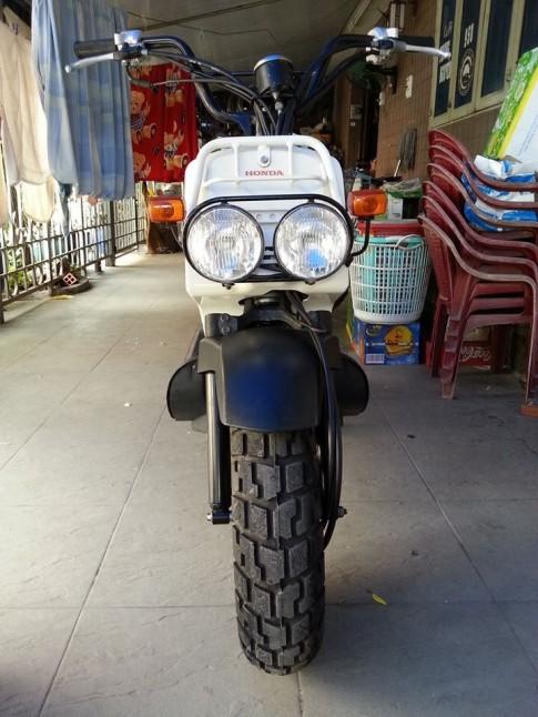 Honda Zoomer 50cc 4 thì hàng Nhật leng keng?