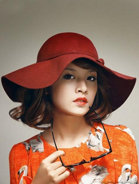 Hot girl Viet thu hut nho cach trang diem tuoi tan